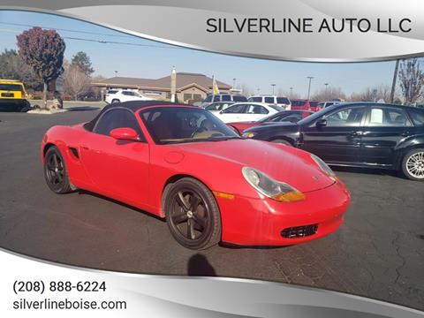 2000 Porsche Boxster for sale in Meridian, ID