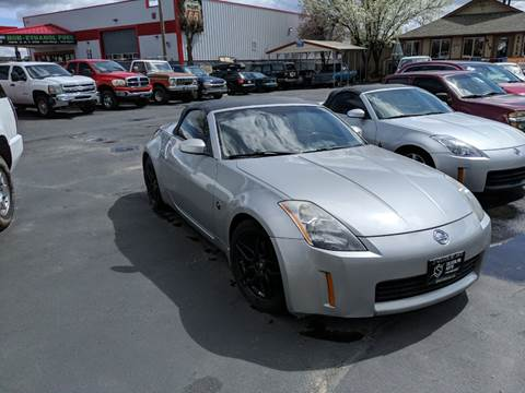2005 Nissan 350Z for sale at Silverline Auto Boise in Meridian ID