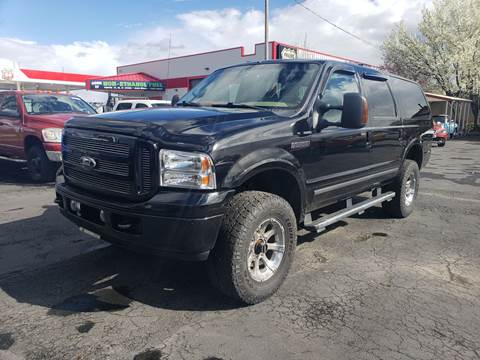 2005 Ford Excursion for sale at Silverline Auto Boise in Meridian ID
