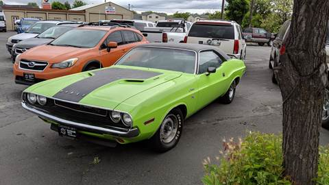 Used 1970 Dodge Challenger For Sale - Carsforsale com®