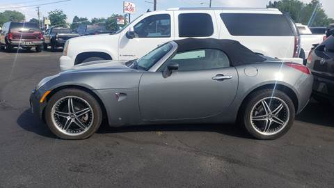 2006 Pontiac Solstice for sale in Meridian, ID