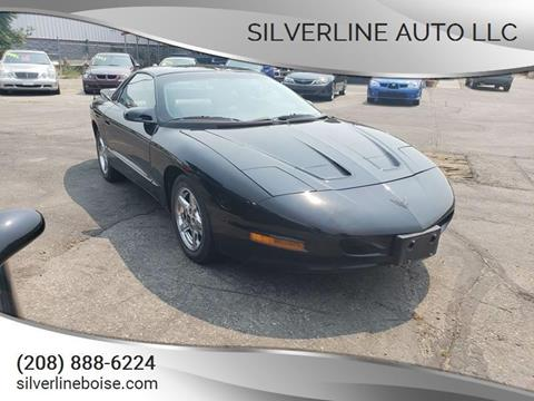 1994 Pontiac Firebird for sale in Meridian, ID