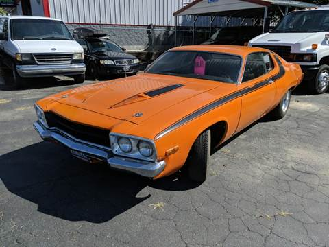 1973 Plymouth Roadrunner for sale in Meridian, ID