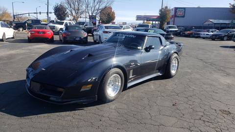 1982 Chevrolet Corvette for sale at Silverline Auto Boise in Meridian ID