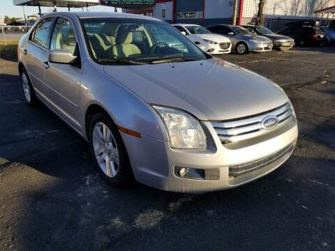 2009 Ford Fusion for sale at Silverline Auto Boise in Meridian ID
