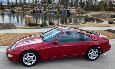 1991 Nissan 300ZX for sale at Silverline Auto Boise in Meridian ID