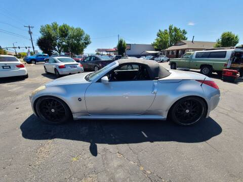 2004 Nissan 350Z for sale at Silverline Auto Boise in Meridian ID