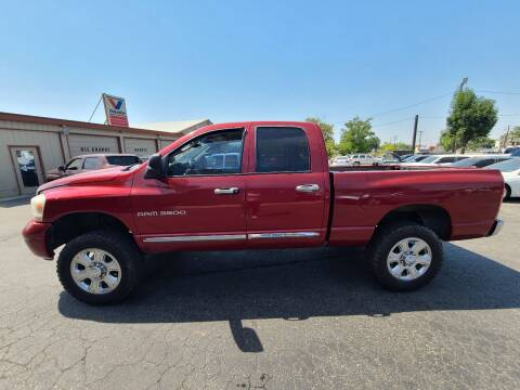 2006 Dodge Ram Pickup 3500 for sale at Silverline Auto Boise in Meridian ID