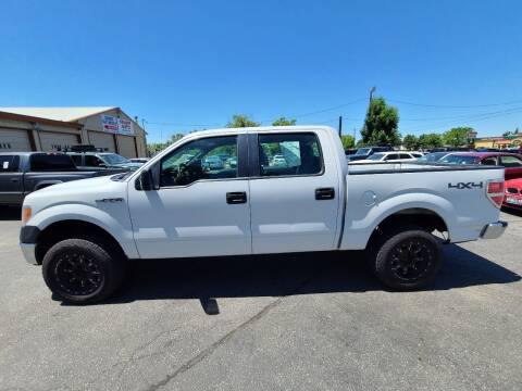 2013 Ford F-150 for sale at Silverline Auto Boise in Meridian ID