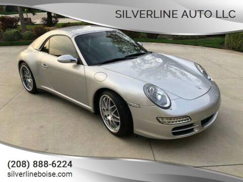 2007 Porsche 911 for sale at Silverline Auto Boise in Meridian ID