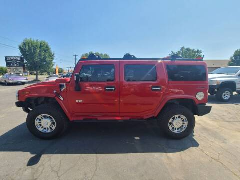 2007 HUMMER H2 for sale at Silverline Auto Boise in Meridian ID