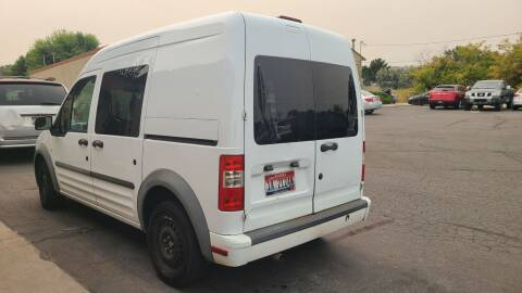 2010 Ford Transit Connect for sale at Silverline Auto Boise in Meridian ID