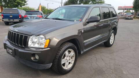 2006 Jeep Grand Cherokee for sale at Silverline Auto Boise in Meridian ID