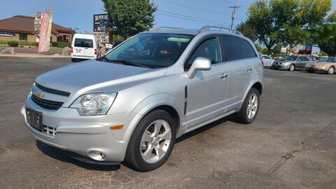 2014 Chevrolet Captiva Sport for sale at Silverline Auto Boise in Meridian ID