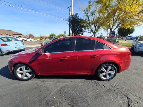 2012 Chevrolet Cruze for sale at Silverline Auto Boise in Meridian ID