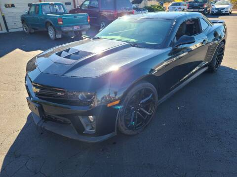 2013 Chevrolet Camaro for sale at Silverline Auto Boise in Meridian ID