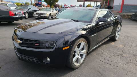 2011 Chevrolet Camaro for sale at Silverline Auto Boise in Meridian ID