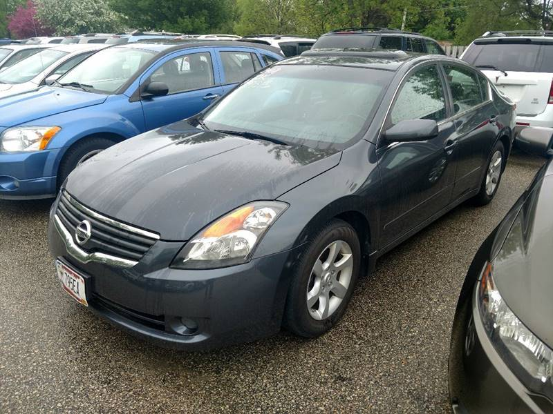 2008 Nissan Altima For Sale At Short Line Auto Inc In Rochester MN