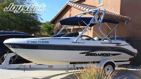 2000 Sea-Doo Challenger  for sale in Rochester, MN
