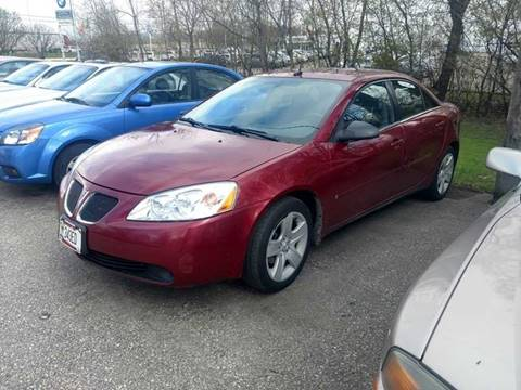 2008 Pontiac G6 for sale in Rochester, MN