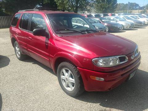 2002 Oldsmobile Bravada for sale in Rochester, MN