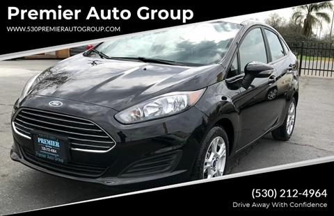 Premier Auto Group >> Ford Fiesta For Sale In Olivehurst Ca Premier Auto Group