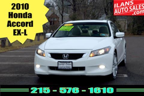 2010 Honda Accord for sale in Glenside, PA