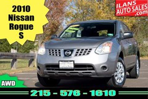 2010 Nissan Rogue for sale in Glenside, PA