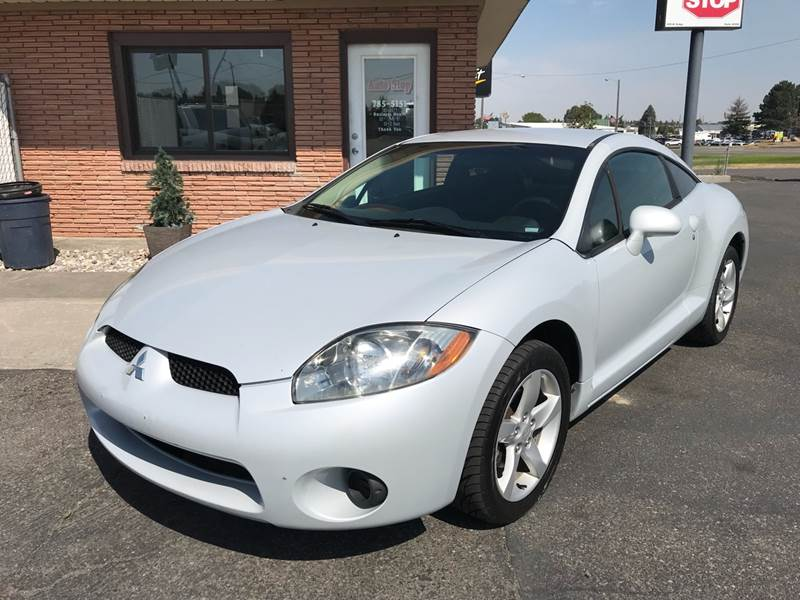 2006 Mitsubishi Eclipse For Sale At Auto Stop In Blackfoot ID