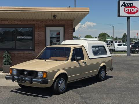 1981 Volkswagen Pickup for sale in Blackfoot, ID