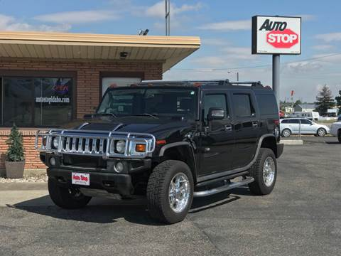 2006 HUMMER H2 for sale in Blackfoot, ID