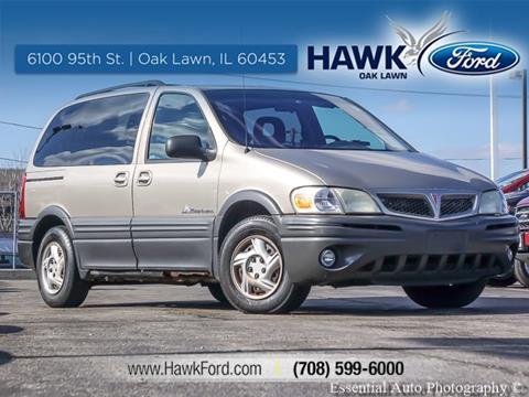 2002 Pontiac Montana for sale in Oak Lawn, IL