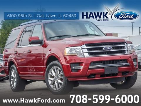 2015 Ford Expedition for sale in Oak Lawn, IL