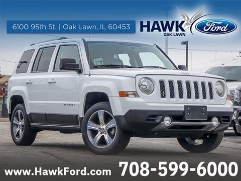 2016 Jeep Patriot for sale in Oak Lawn, IL