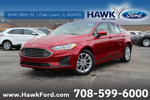 2020 Ford Fusion for sale in Oak Lawn, IL