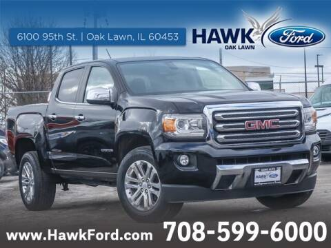 2016 GMC Canyon for sale at Hawk Ford of Oak Lawn in Oak Lawn IL