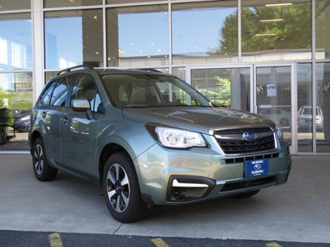 2017 Subaru Forester for sale in Mount Airy, NC