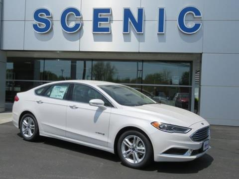 2018 Ford Fusion Hybrid for sale in Mount Airy, NC