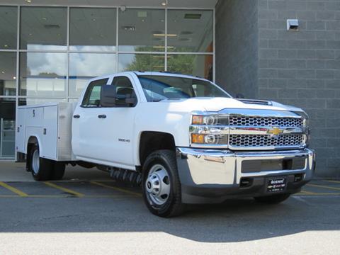 2019 Chevrolet Silverado 3500HD CC for sale in Mount Airy, NC