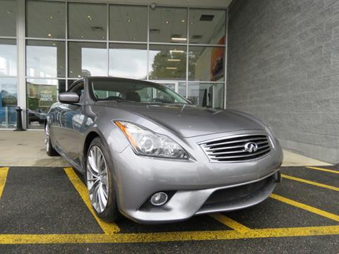 2013 Infiniti G37 Convertible for sale in Mount Airy, NC