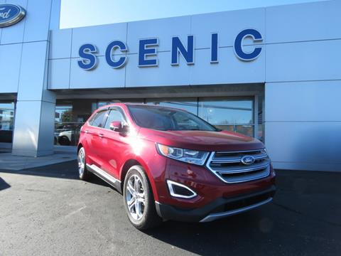 2015 Ford Edge for sale in Mount Airy, NC
