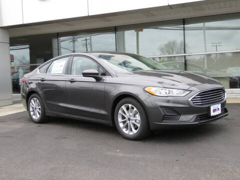 2020 Ford Fusion SE for sale at Scenic Motors Ford Lincoln in Mount Airy NC