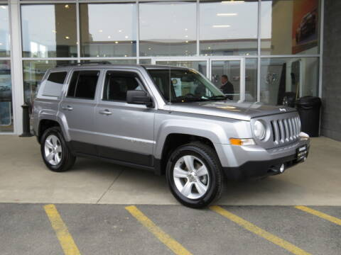 2016 Jeep Patriot for sale at Scenic Motors Ford Lincoln in Mount Airy NC