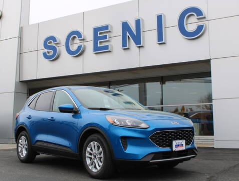 2020 Ford Escape SE for sale at Scenic Motors Ford Lincoln in Mount Airy NC