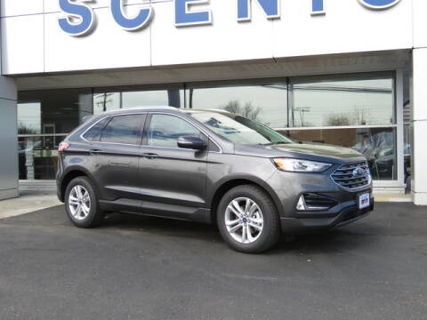 2020 Ford Edge SEL for sale at Scenic Motors Ford Lincoln in Mount Airy NC