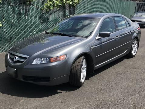 Acura TL For Sale In Oregon Carsforsalecom - Acura tl 2006 for sale