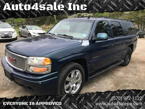 2006 GMC Yukon XL for sale in Mount Pocono, PA