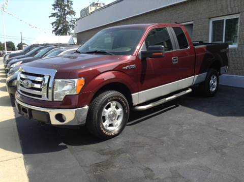2009 Ford F-150 for sale at Worldwide Auto Sales in Fall River MA