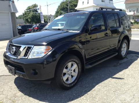 2009 Nissan Pathfinder for sale at Worldwide Auto Sales in Fall River MA