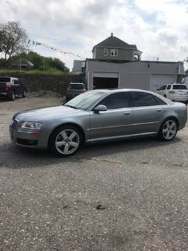 2007 Audi A8 for sale at Worldwide Auto Sales in Fall River MA